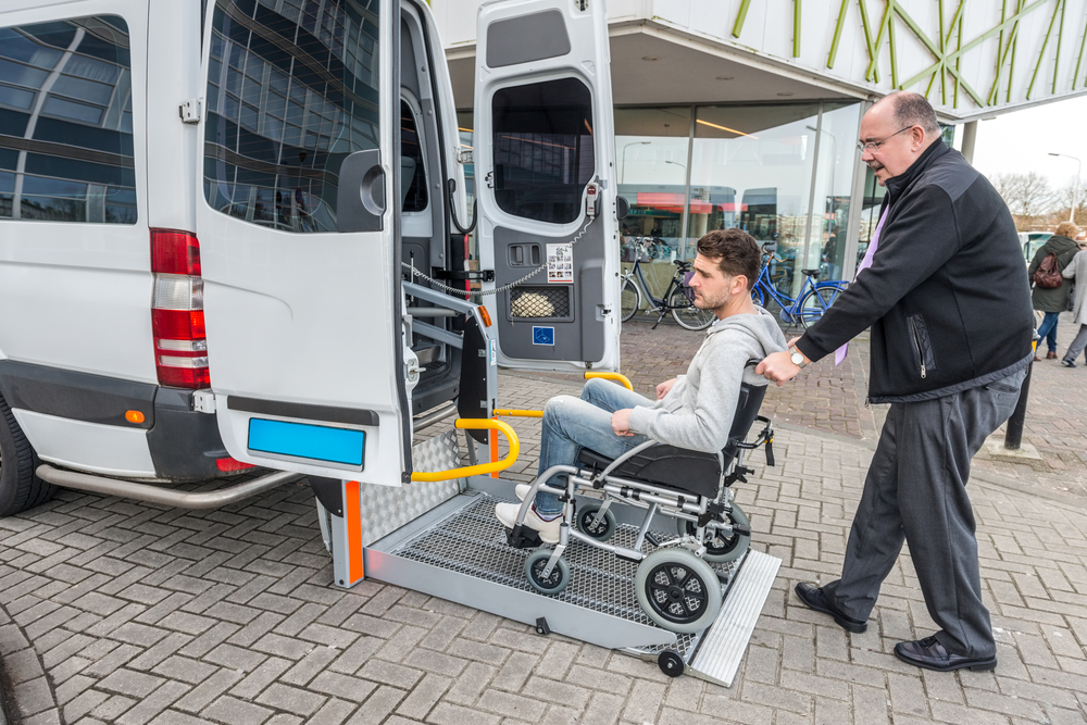 Wheelchair Transportation in Dallas, Houston, Jacksonville, Tampa